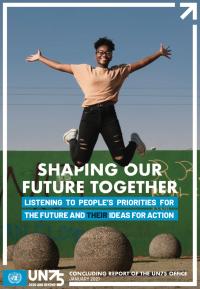 UN75: The Future We Want – Ergebnisse einer globalen Kampagne